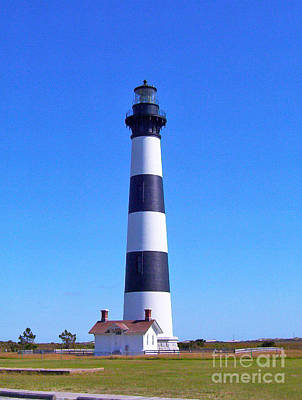 Bodie Island Lighthouse Poster by Stuart Mcdaniel
