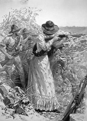 Boer War, 1900 Poster by Granger
