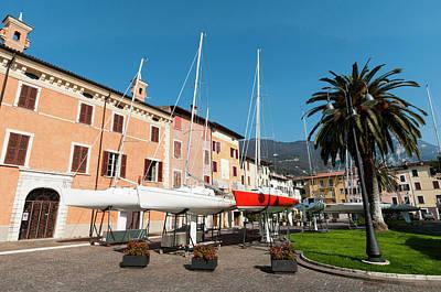 Bogliaco, Lago Di Garda, Lombardia Poster by Sergio Pitamitz