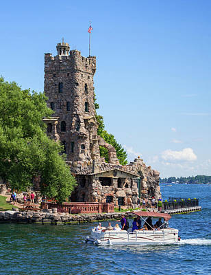 Boldt Castle In Thousand Islands, New Poster