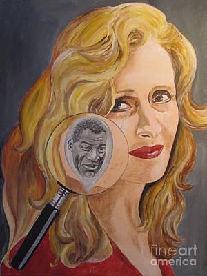 Bonnie Raitt And Howlin Wolf Poster by Jeepee Aero