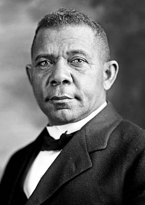 Booker T Washington Poster