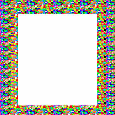 Border Frames Square Buy Any Faa Product Or Download For Self-printing  Navin Joshi Rights Managed I Poster