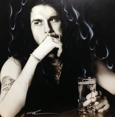 Tom Araya - ' Born Of Araya ' Poster
