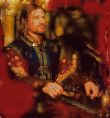 Boromir Poster by Janice MacLellan