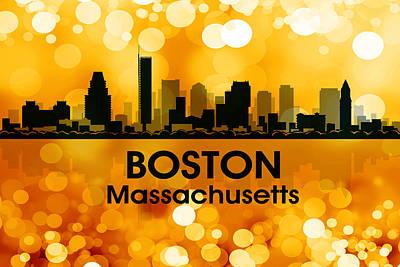 Boston Ma 3 Poster