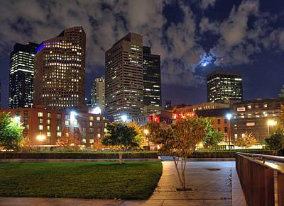Boston Nights3 Poster