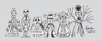 Bot Meeting Poster