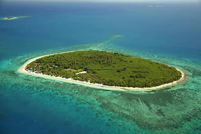 Bounty Island, Mamanuca Islands, Fiji Poster