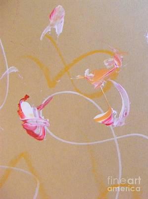 Bouquet 5 Poster by Nancy Kane Chapman