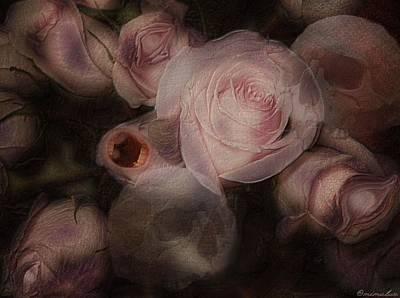 Bouquet Macabre Poster
