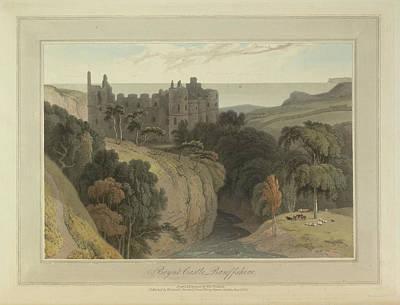 Boyne Castle Poster