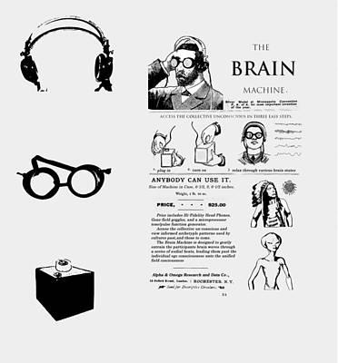 Brain Machine Poster