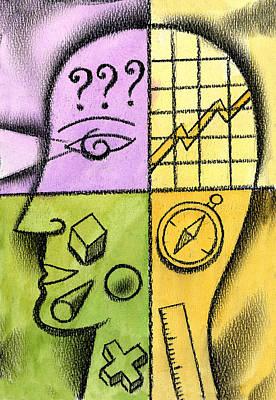 Brainstorming Poster by Leon Zernitsky