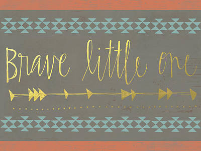 Brave Little One Poster
