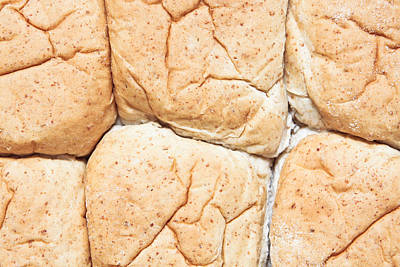 Bread Rolls Poster by Tom Gowanlock