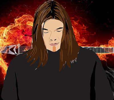 Brent Smith Poster