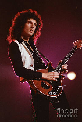 Brian Of Queen Poster