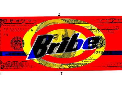 Bribes ... Money Talks  Poster