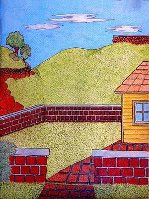 Bricks Y Casa El Lado Poster