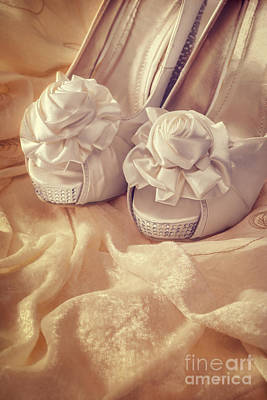 Bridal Sandals Poster
