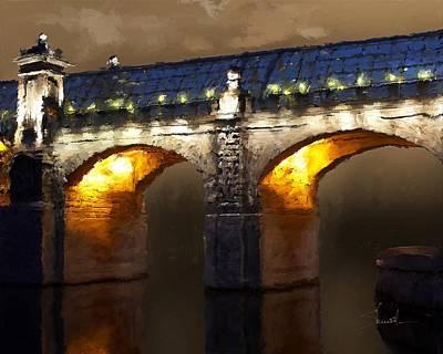 Bridge Of Light Poster