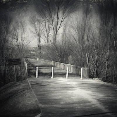 Bridge Of No Return Poster by Joan Carroll
