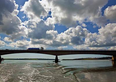 Bridge Over The Blackwater River Poster