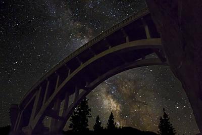 Bridge To The Stars Poster