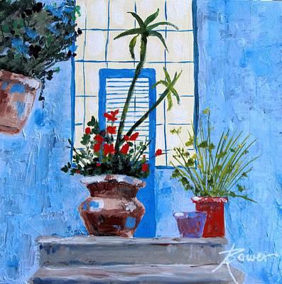 Bright Window Poster
