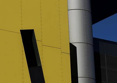 Brisbane Square Abstract 1 Poster