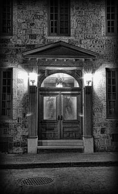 British - Jack The Ripper's Doorway II Poster