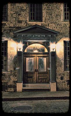 British - Jack The Ripper's Doorway IIi Poster