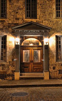 British - Jack The Ripper's Doorway Poster