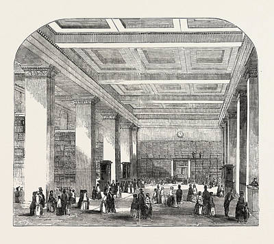 British Museum, The Royal Or Kings Library Poster