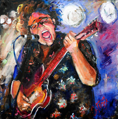 Brittany Howard Of The Alabama Shakes Poster