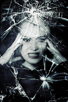 Broken Window Poster
