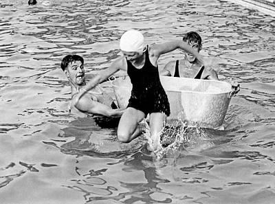 Bromley Aquatic Gala Fun Poster