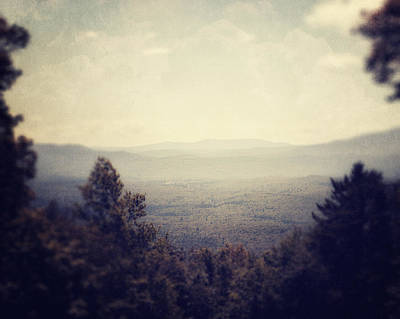 Bromley Mountain Vermont Landscape Poster