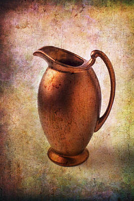 Bronze Pitcher Poster by Garry Gay