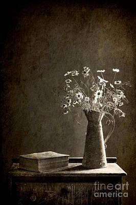 Bronze Wild Garden Poster