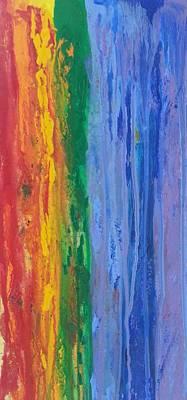 Rainbow Flow  Poster