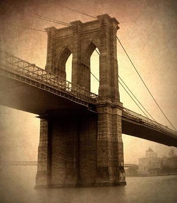Brooklyn Nostalgia Poster by Jessica Jenney
