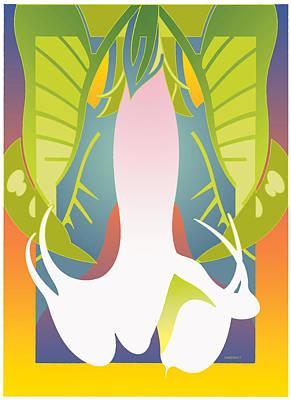 Brugmansia Poster