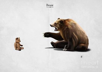 Brunt Poster