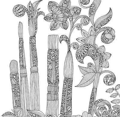 Brushes Poster by Valentina Harper
