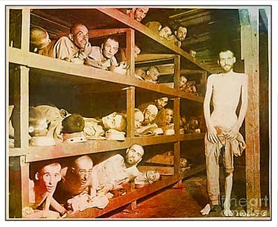 Buchenwald Concentration Camp Poster