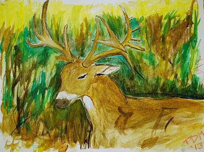 Buck Of A Lifetime Poster