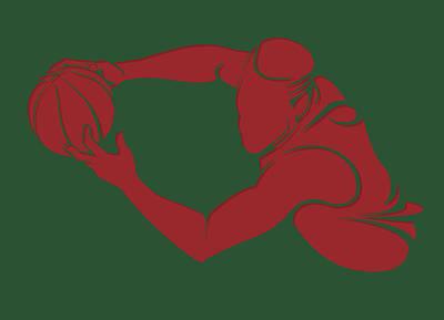 Bucks Shadow Player3 Poster by Joe Hamilton