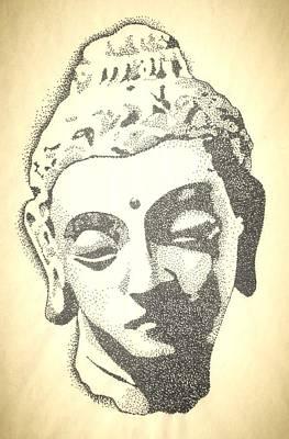 Buddha Poster by Noah Babcock